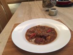 Chicken & Rioja Stew