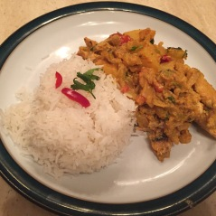 Gurkha Chicken Curry